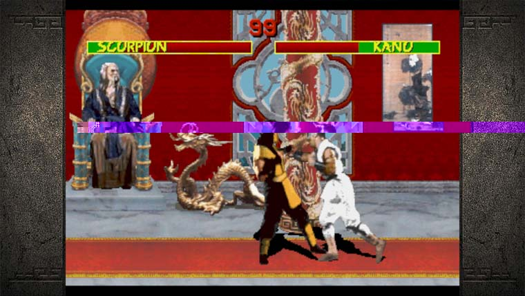 Image from Mortal Kombat: Arcade Kollection