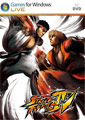 обложка игры Street Fighter IV.