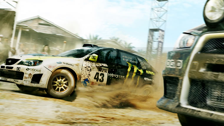 Imagem de DiRT 2