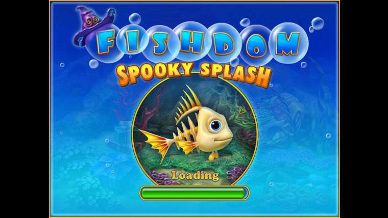Image from Fishdom: Spooky Splash™