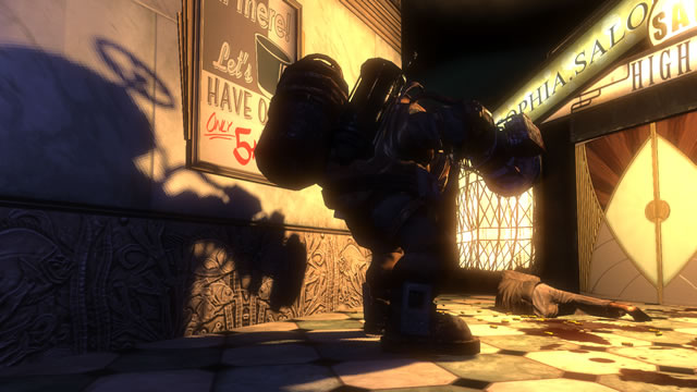 Image from BioShock