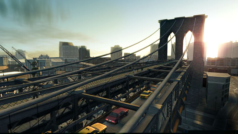 Immagine da GTA IV PC