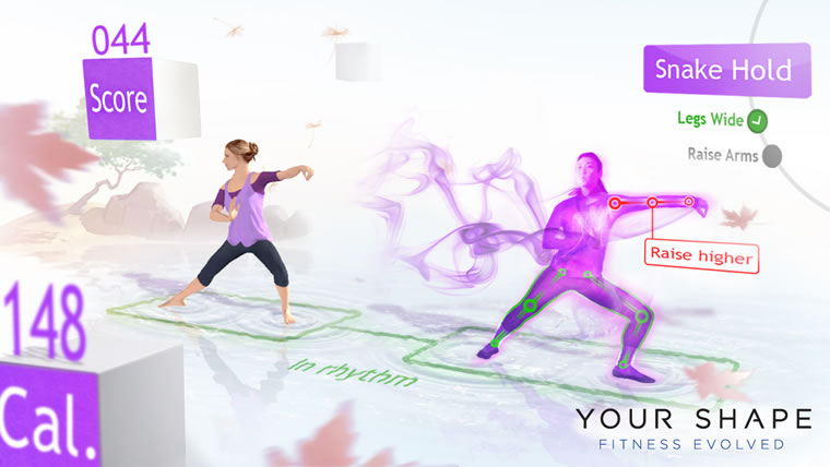 Imagen de Your Shape™ : Fitness Evolved