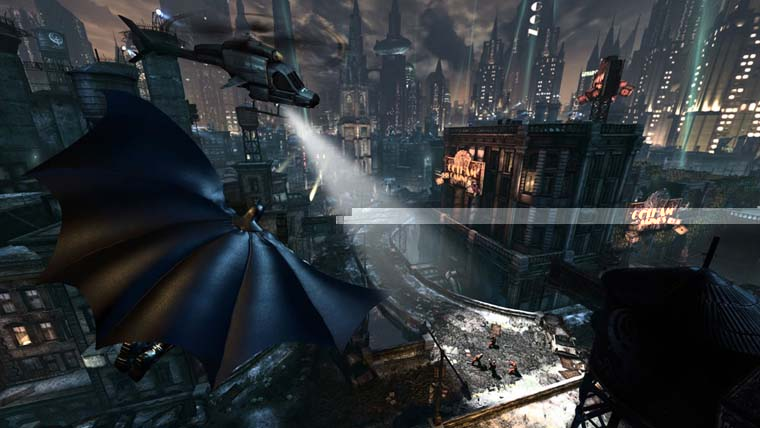 Image de Batman Arkham City