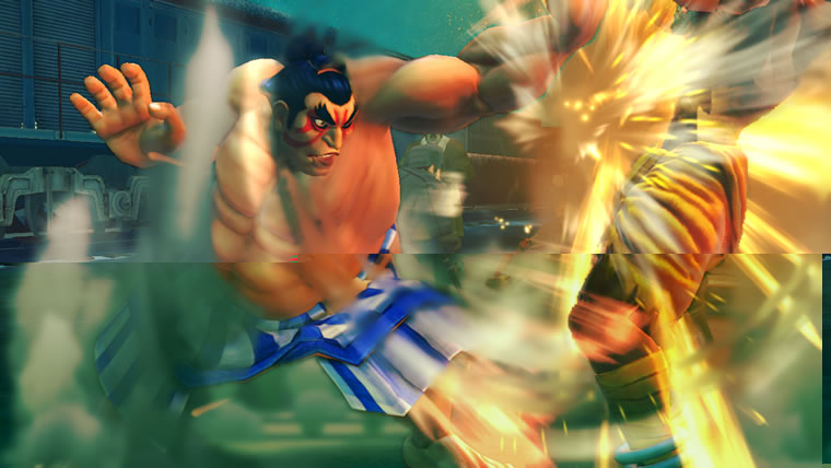 STREET FIGHTER IV 이미지