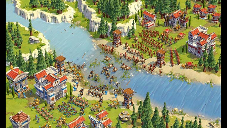 Imagem de Age of Empires Online