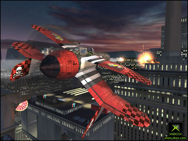 Image from Crimson Skies®: High Road to Revenge™