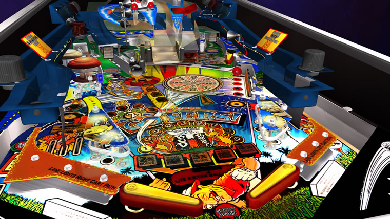 Image from Pinball Hall of Fame