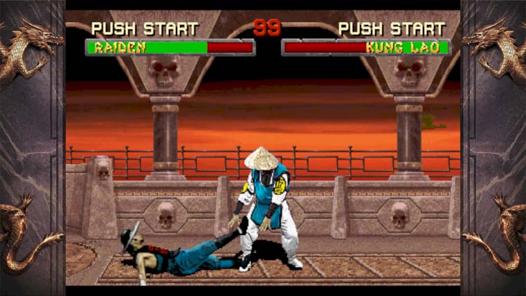 Afbeelding van Mortal Kombat: Arcade Kollection