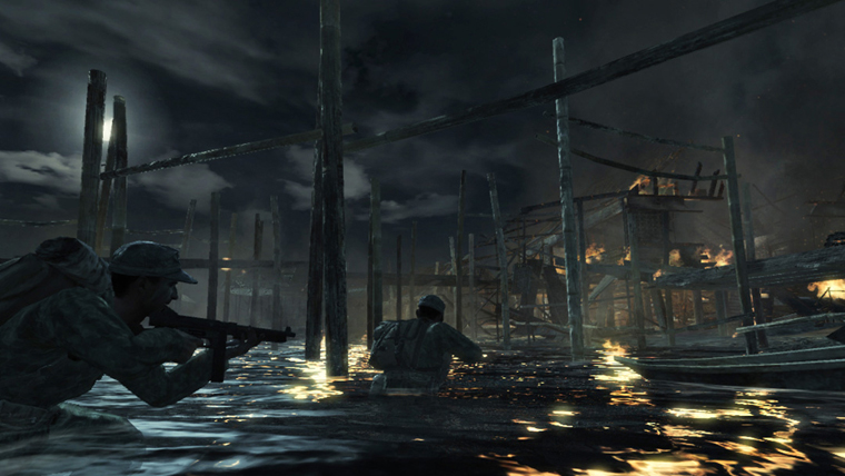Image from Call of Duty: WaW
