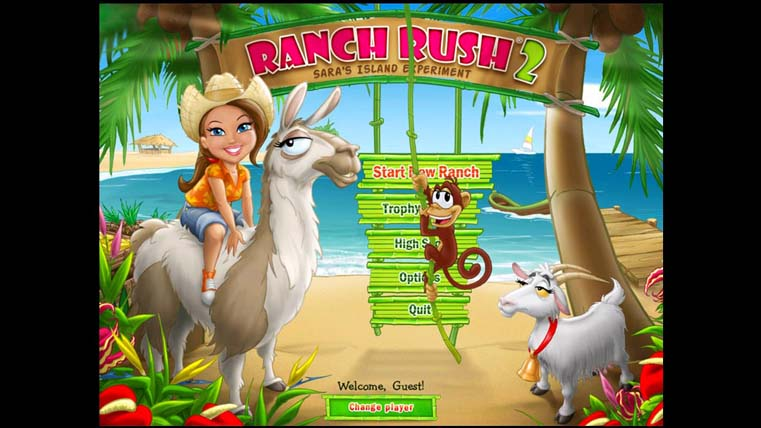 Image from Ranch Rush 2