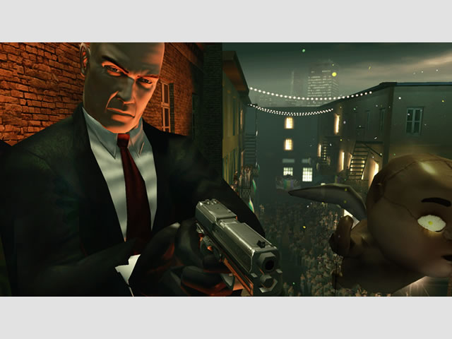 Bild från Hitman: Blood Money