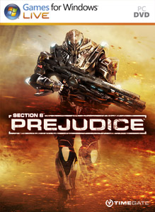Section 8: Prejudice Overdrive Map Pack