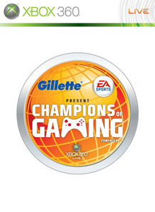 Champions of Gaming -- Champions of Gaming Theme