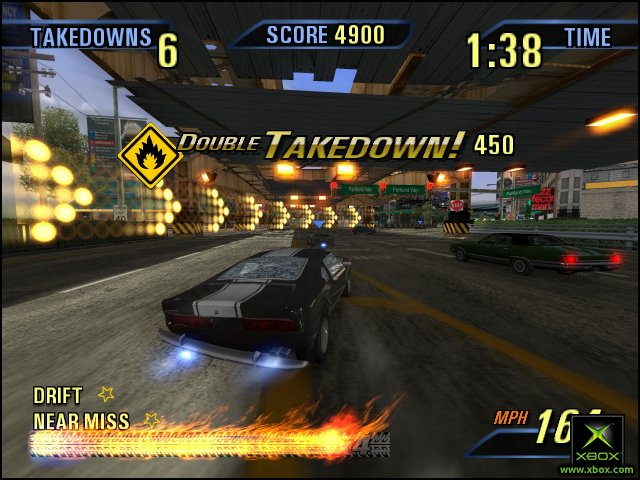 Image from Burnout 3: Takedown