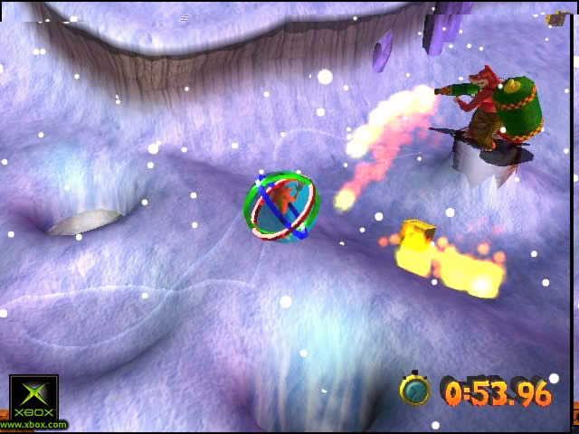 Image from Crash Bandicoot: Wrath of Cortex