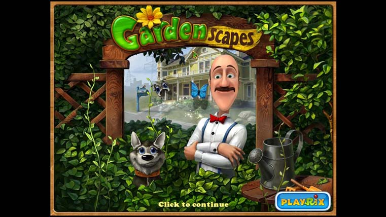 Image from Gardenscapes