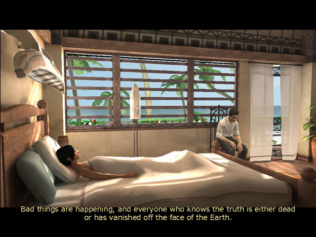 Image from Full Game - Dreamfall: The Longest Journey