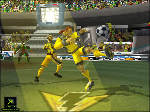 Image from Sega® Soccer Slam