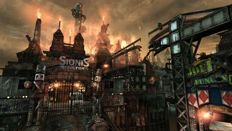 Image from Batman Arkham City