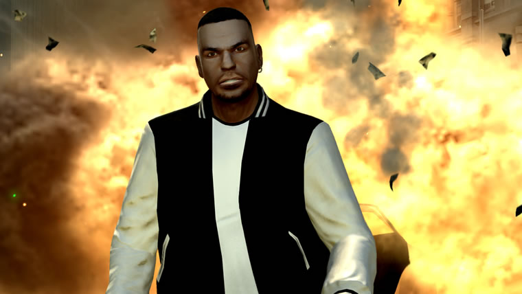 Image from GTA IV: EFLC