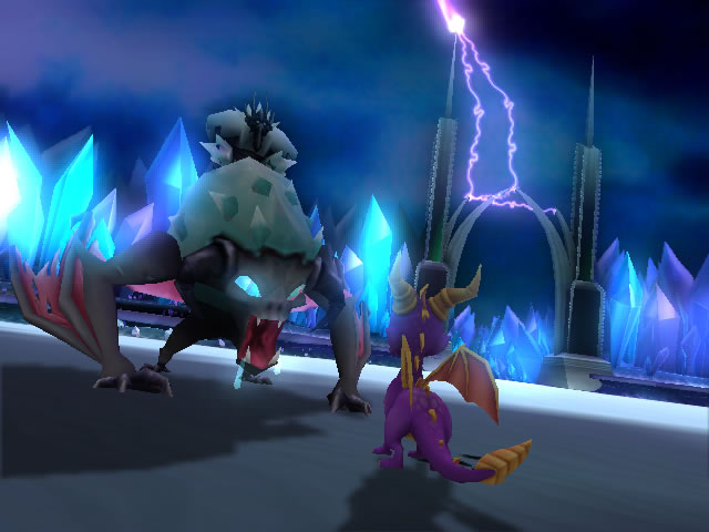 Image from The Legend of Spyro: A New Beginning
