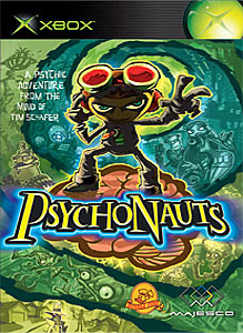 Psychonauts Chick Picture Pack