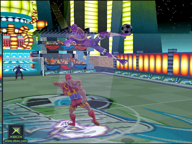 Image from Sega® Soccer Slam