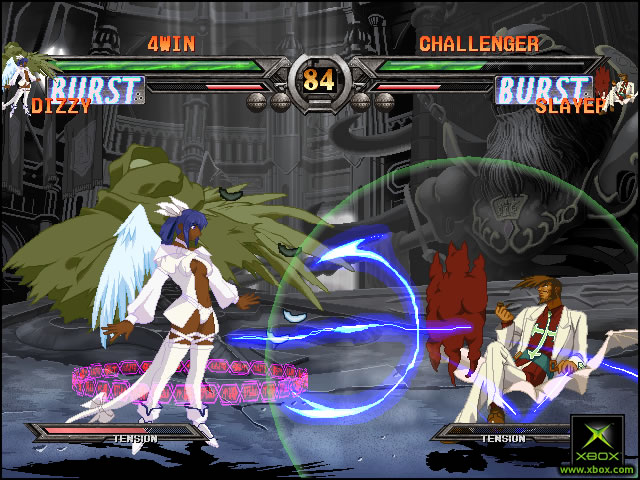 Image from Guilty Gear X2 #Reload