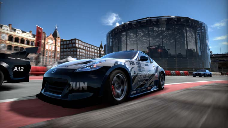 Image from Need for Speed™ SHIFT