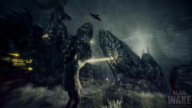 Imagen de Alan Wake