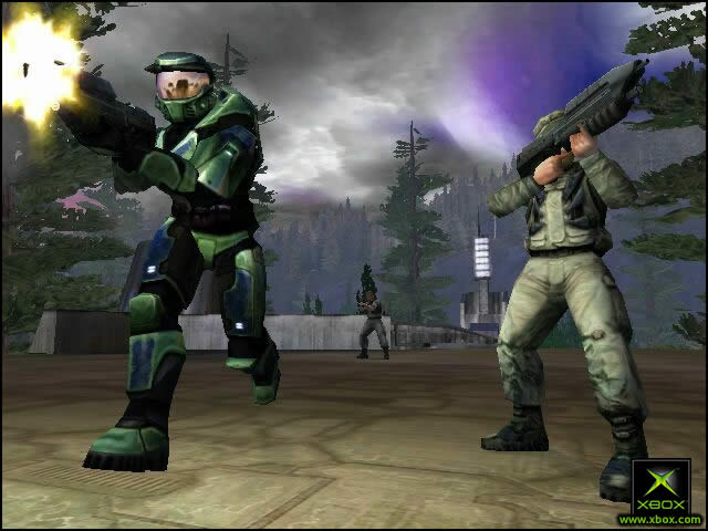 Image from Halo: Combat Evolved