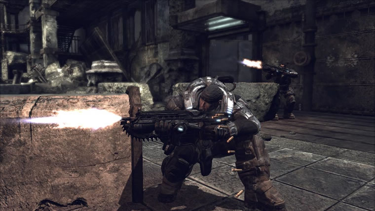 Imagem de Gears of War (Windows)