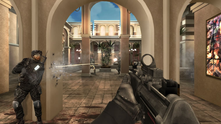 Image from TC's RainbowSix Vegas2