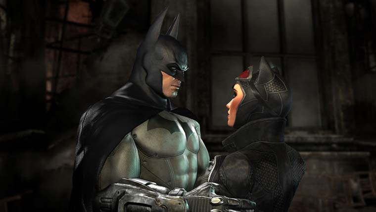 Immagine da Batman Arkham City