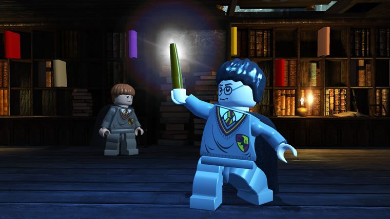 Bild frn LEGO Harry Potter