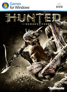 Hunted Demons Forge