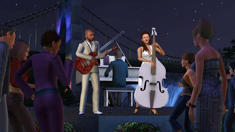 Image from The Sims 3