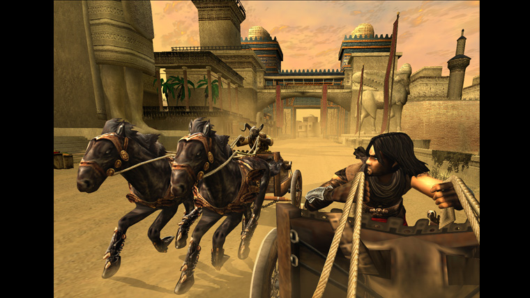 Image from Prince of Persia: TT