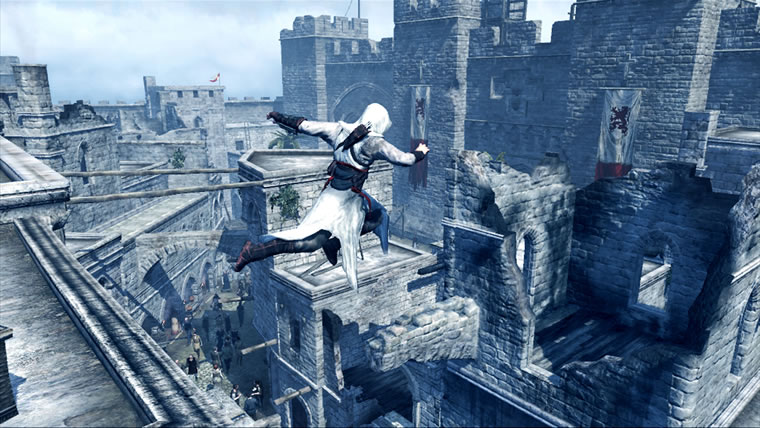 Bild från Assassin's Creed