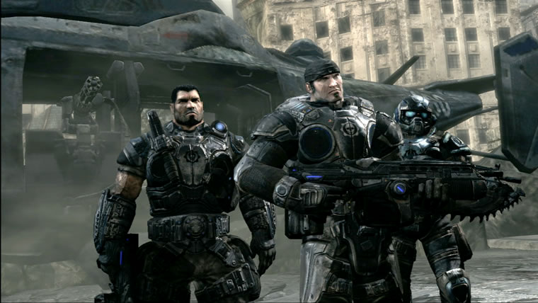 Gears of War (Windows) 이미지