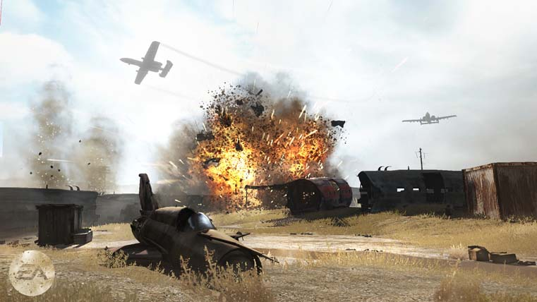 Image from Medal of Honor