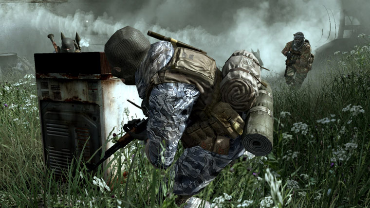 Image from Call of Duty 4