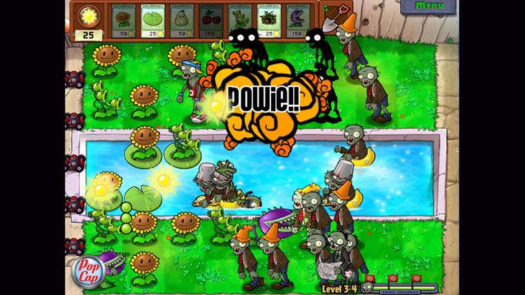 Plants vs. Zombies 이미지