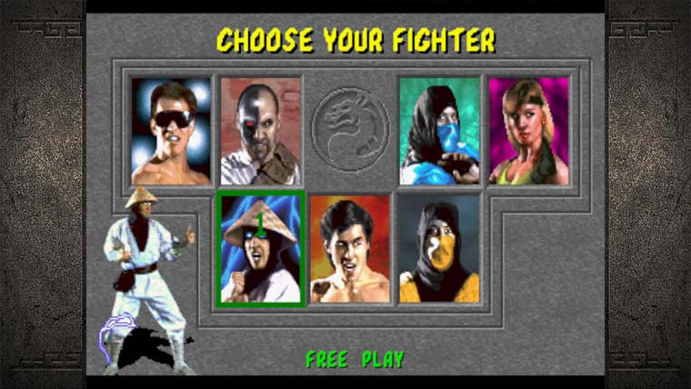 Kép, forrása: Mortal Kombat: Arcade Kollection