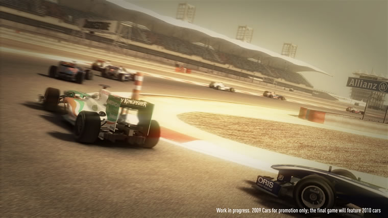Image from F1 2010