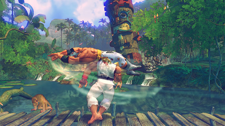 Imagen de STREET FIGHTER IV