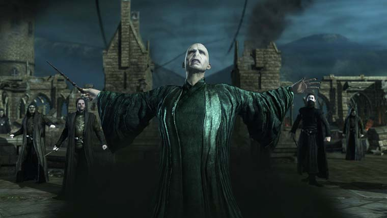 Image from Harry Potter (DH2)