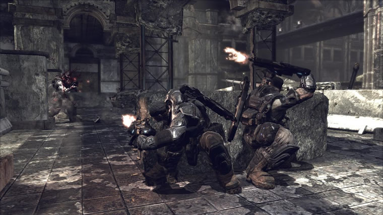 Image from Gears of War (Windows)