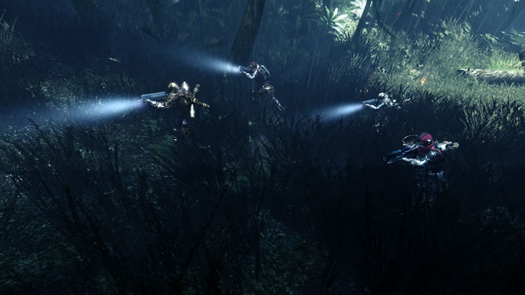 Image from LOST PLANET 2